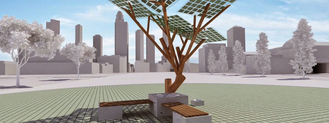 Árboles solares, ¿qué son y cómo funcionan?