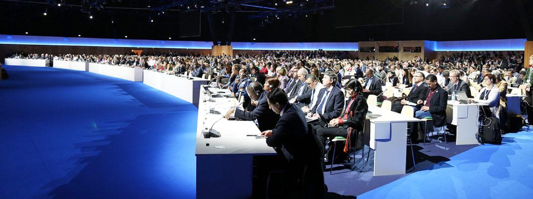 2015 termina con un acuerdo histórico contra el cambio climático