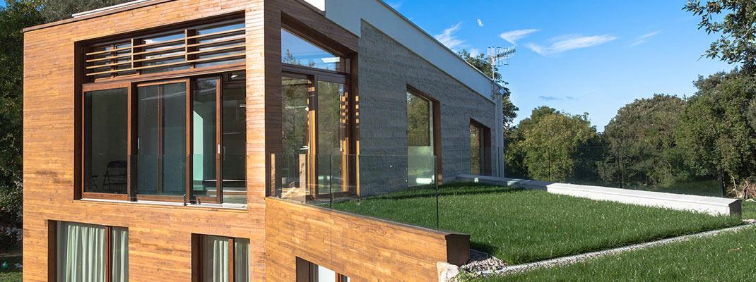 ¿Qué es la arquitectura pasiva?