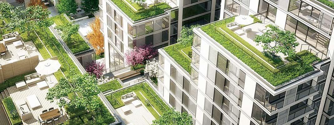 Arquitectura sostenible: proyectos en verde