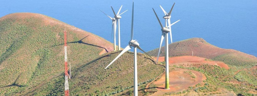 Las islas, un modelo para el desarrollo de las energías renovables