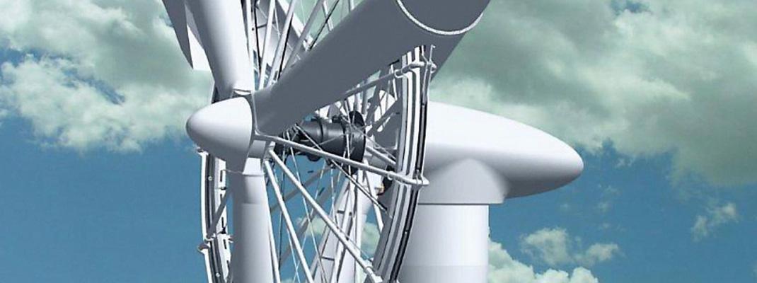 La turbina más grande del mundo bate el récord en generación de energía