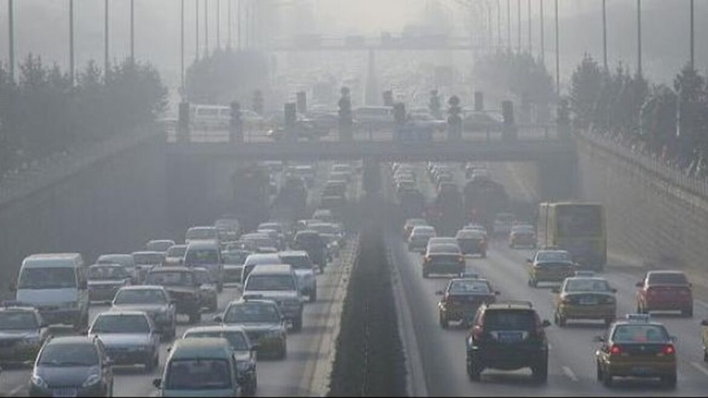 Emisiones contaminantes en el transporte