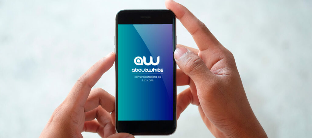Nueva app de Aboutwhite